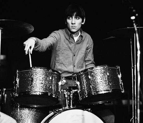 Keith Moon on Drummerworld
