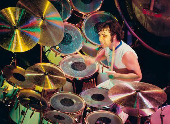 Keith Moon The Who Drummerworld