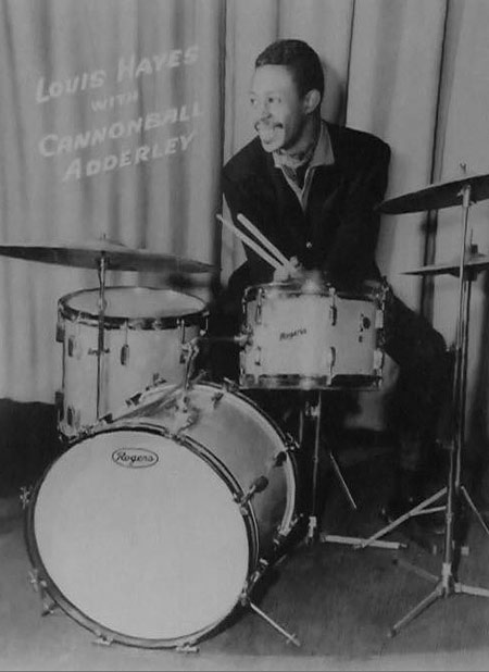 Louis Hayes Drummerworld