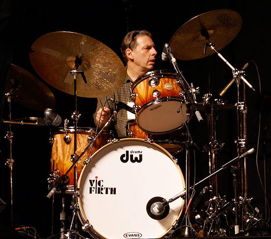 Mike Clark - Drummerworld