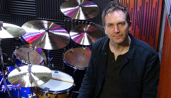 Paul Elliott Drummerworld