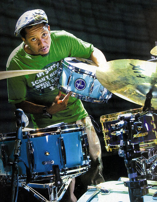 Chris Daddy Dave Drummerworld