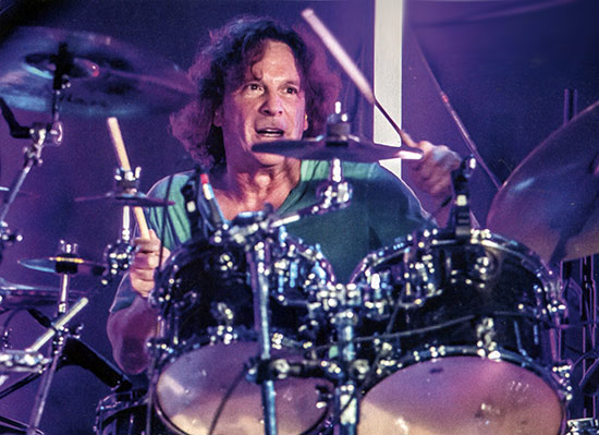 Rod Morgenstein - Drummerworld