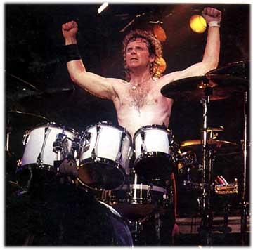 Joey Kramer Drummerworld