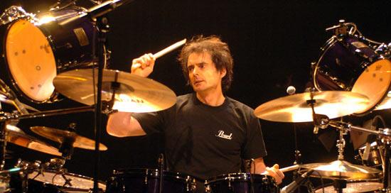 Virgil Donati, salah satu performer di JBF 2013 nanti. ©drummerworld.com