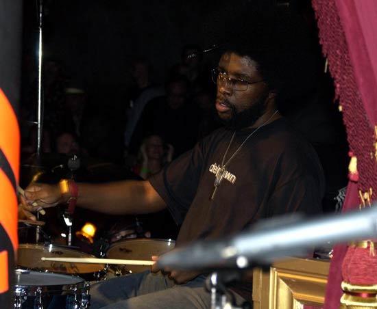 questlove drummer world charlie