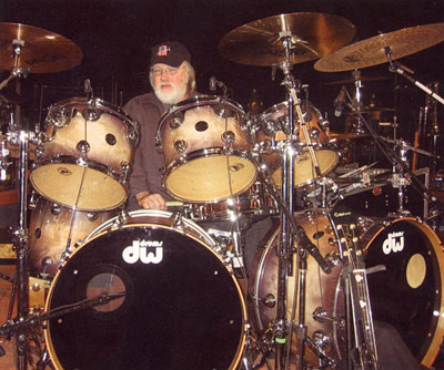 Ron Tutt Drummerworld