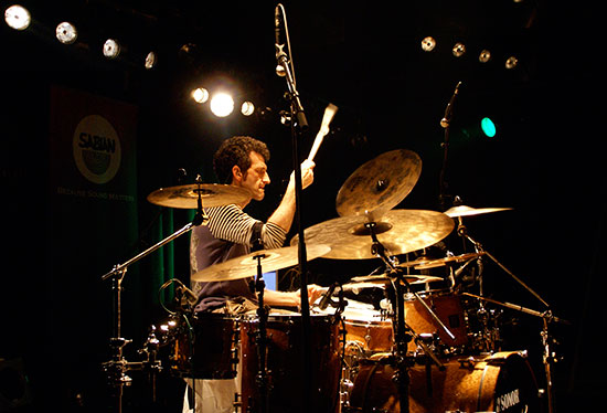 Jojo Mayer Drummerworld