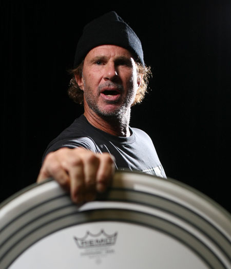 Chad Smith - Photo Set