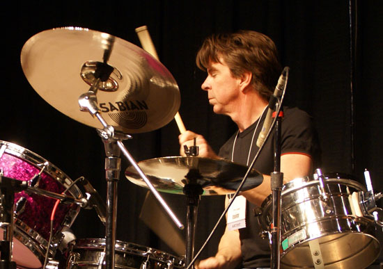 Chris Layton Drummerworld